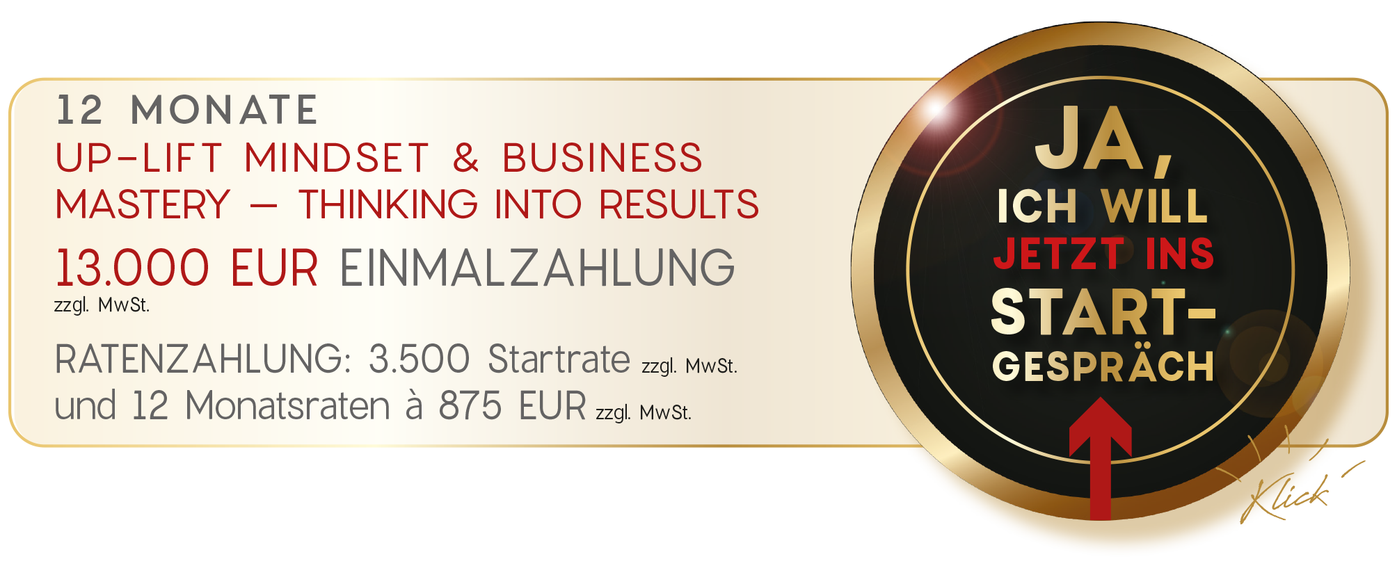 Thinking into Results Business Start